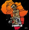 Cartoon: afrique la famine (small) by alafia47 tagged famine afrique