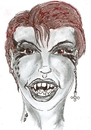 Cartoon: BOO (small) by Toonstalk tagged vampire undead folklore blood thirst hunter