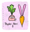 Cartoon: Hasi 52 (small) by schwoe tagged hasi,hase,karotte,identität,psycho