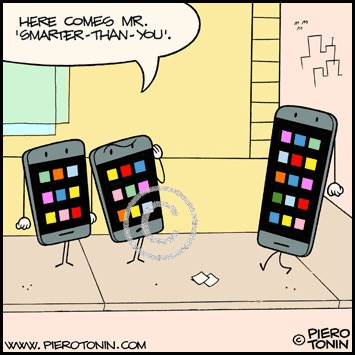 Cartoon: Smartphone Life (medium) by Piero Tonin tagged iphone,development,devices,device,mobiles,mobile,applications,application,apps,app,computers,computer,phones,phone,telephones,telephone,communication,digital,technology,cellphone,smart,smartphones,smartphone,tonin,piero,iphones,ipad,ipads,tablet,tablets