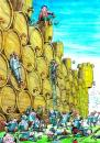 Cartoon: Wine (small) by Kazanevski tagged no,tags,