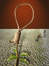 Cartoon: Farmers in India! (small) by willemrasingart tagged india