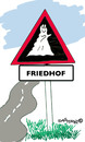 Cartoon: Road Signs 7D (small) by EASTERBY tagged road works signs