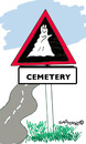 Cartoon: Road Signs 7E (small) by EASTERBY tagged road works signs
