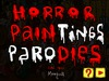 Cartoon: Horror Paintings Parodies Test (small) by Munguia tagged video game online flash test abc famous paintings parodies classical art spoof