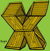 Cartoon: XBOX (small) by Munguia tagged xbox,videogames,games,munguia,box,calcamunguia