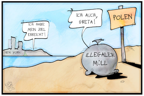 Illegaler Müll