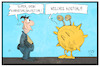 Cartoon: Coronavirus (small) by Kostas Koufogiorgos tagged karikatur,koufogiorgos,illustration,cartoon,corona,virus,krankheit,erreger,china,karneval,kostüm,ansteckung