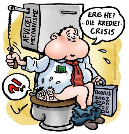 Cartoon: Credit Crisis (medium) by illustrator tagged credit,crisis,cartoon,bonus,manager,toilet,dump,flush,kredit,krediet,welleman,illustration,dax,börse,bank,bankenkrise,krise,finanzkrise,banker,aktie,aktien,hypo real estate,immobilien,immobilienkrise,krisengipfel,rettung,investment,usa,kredit,kredite,bürgschaft,steuergelder,steuern,steuerzahler,bürger,wirtschaft,wirtschaftskrise,pleite,bankrott,finanzmarkt,finanzen,kurs,abfall,absturz,händler,handel,verkauf,hypo,real,estate,aktienkurs