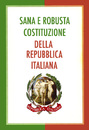 Cartoon: La Costituzione Italiana (small) by azamponi tagged italy,politics,satira