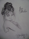 Cartoon: Jane Birkin (small) by CIGDEM DEMIR tagged woman,jane,birkin,famous,people