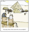 Cartoon: Pyramid Teamwork (small) by Humoresque tagged team,teams,teamwork,player,players,boss,bosses,slave,slaves,labor,laborers,egypt,ancient,pyramid,pyramids,pharaoh,pharaohs,out,of,touch,driver,drivers,employer,employee,success,credit,manager,managers,management,ceo,ceos