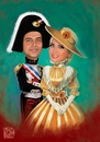 Cartoon: Cartoon (small) by Amal Samir tagged napoleon