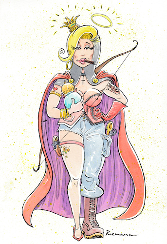 Cartoon: Superfrau (medium) by Riemann tagged internationaler,tag,der,frau,mann,gender,geschlechter,international,womens,day,dia,de,la,dona,mujer,hombre,man,woman,cartoon,george,riemann,internationaler,tag,der,frau,mann,gender,geschlechter,international,womens,day,dia,de,la,dona,mujer,hombre,man,woman,cartoon,george,riemann