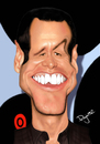 Cartoon: Jim Carrey (small) by Pajo82 tagged jim carrey