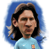 Cartoon: Lionel Messi (small) by Pajo82 tagged lionel,messi