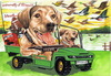 Cartoon: Dogs  Hunter (small) by boyd999 tagged caricature