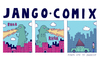Cartoon: JANGO COMIX - MONSTER TURD (small) by jangojim tagged monster,godzilla,jangojim,jango,comix,fire,city,disaster,destruction,poo,poop,turd,shit,scheisse,metropolis