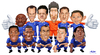 Cartoon: Chelsea F.C. (small) by Alex Pereira tagged chelsea,soccer,football
