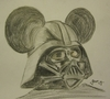 Cartoon: Darthmouse (small) by gore-g tagged lucas,vader,maus,disney