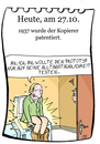 Cartoon: 27. Oktober (small) by chronicartoons tagged kopierer,xerox,arsch,cartoon