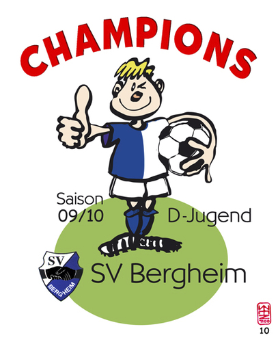 Cartoon: champions (medium) by zenundsenf tagged fussball,soccer,futbol,zenf,zensenf,zenundsenf
