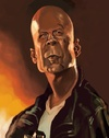 Cartoon: Bruce Willis (small) by Darrell tagged bruce,willis