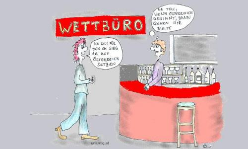 Cartoon: Fußball Europameisterschaft (medium) by unlustig tagged 01,
