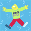 Cartoon: Happy-happy-toonpool-guy! (small) by badham tagged toonpool birthday party years guy