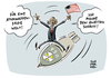 Cartoon: Obama in Hiroshima (small) by Schwarwel tagged barack,obama,us,usa,hiroshima,atom,atomwaffen,atomwaffenfreie,welt,karikatur,schwarwel