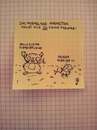 Cartoon: deutlicher murmeln! (small) by Post its of death tagged murmeltier,fliege