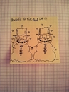 Cartoon: Die Hochzeit (small) by Post its of death tagged schnemann,hochzeit