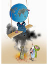 Cartoon: The world is silent ! (small) by Shahid Atiq tagged afghanistan