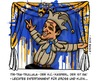Cartoon: H.C. Strache (small) by stewie tagged strache politics politik kasperl theater entertainment