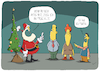 Cartoon: Rute (small) by SCHÖN BLÖD tagged thomas luft cartoon lustig rute weihnachten weihnachtsmann bescherung weihnachtsbaum kind eltern mutti heiligabend
