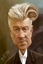 Cartoon: Lynch (small) by bpatric tagged david,lynch,director,screenwriter,producer,painter,musician,sound,designer,photographer,actor,twin,peaks