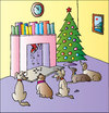 Cartoon: Xmas (small) by Alexei Talimonov tagged xmas,christmas