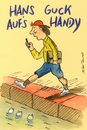 Cartoon: handy (small) by Peter Thulke tagged handy
