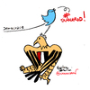 Cartoon: Democracy Tamarrod (small) by Political Comics tagged democracy,tamarrod,egypt