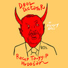 Cartoon: Devil Dictator OccupyGezi (small) by Political Comics tagged devil,dictator,occupygezi,recep,herdogan