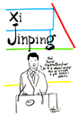 Cartoon: Xi Jinping (small) by Political Comics tagged xi,jinping,pacifico,cina,stati,uniti