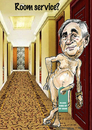 Cartoon: dsk roomservice (small) by jean gouders cartoons tagged dsk,dominique,strauss,kahn,rape,arrest,jean,gouders