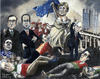 Cartoon: Leading the way (small) by jean gouders cartoons tagged euro,europe,crisis