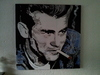 Cartoon: James Dean (small) by cornagel tagged james,dean