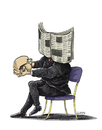 Cartoon: Investigacion a fondo (small) by lloyy tagged politics,politica,prensa,libertad,expresion