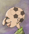 Cartoon: Mode (small) by lloyy tagged mode,soccer,football,humor,sport