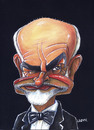 Cartoon: Sean Connery (small) by lloyy tagged sean,connery,actor,star,famous,people