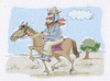Cartoon: El Gaucho (small) by LAINO tagged gaucho
