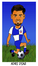Cartoon: CE Sabadell 2016-17 (small) by rebotemartinez tagged rebotemartinez