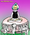 Cartoon: Indian P.M. (small) by Aswini-Abani tagged india,manmohan,singh,politics,congress,aswini,abani,aswiniabani,asabtoons